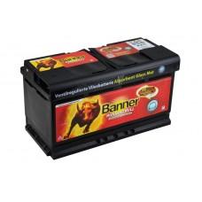 Banner Running Bull AGM 12V 92Ah 850A Jobb +