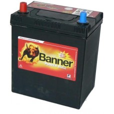 Banner Power Bull 12V 40AH 300A Bal+ Asia vékony