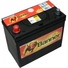 Banner Power Bull 12V 45Ah 390A Bal +