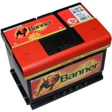 Banner Power Bull 12V 62Ah 550A Jobb +