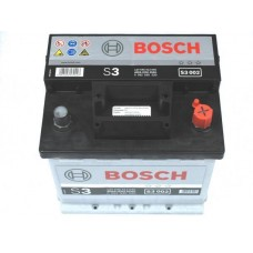 BOSCH Silver S3 12V 45Ah Jobb+