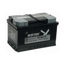 ELECTRIC POWER 12V 72Ah Jobb+