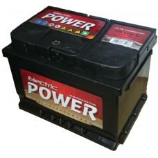 ELECTRIC POWER 12V 55Ah Jobb+ SMF (zárt varázsszemes karbantartás mentes akkumulátor)