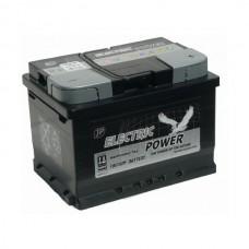 ELECTRIC POWER 12V 60Ah Jobb+