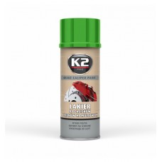 K2 BRAKE CALIPER PAINT 400ML - FÉKNYEREG FESTÉK - ZÖLD