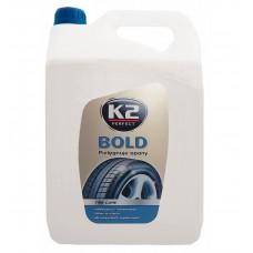 K2 BOLD - GUMIABRONCS ÁPOLÓ - 5L