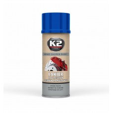 K2 BRAKE CALIPER PAINT 400ML - FÉKNYEREG FESTÉK - KÉK