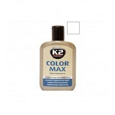 K2 COLOR MAX 200 ML FEHÉR - SZINEZÖ WAX