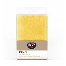 K2 KING - MIKROSZÁLAS TÖRLÖKENDŐ 60X40CM