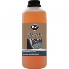 K2 LOTAR - SZÖNYEG ÉS KÁRPIT TISZTITÓ FOLYADÉK - 1L