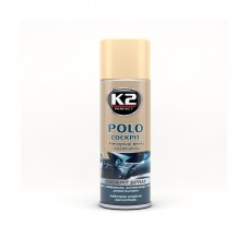 K2 POLO COCKPIT 400ML - MÜSZERFAL ÁPOLÓ SPRAY - MIX