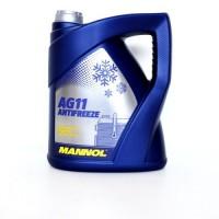 MANNOL Longterm Antifreeze AG11 5 liter