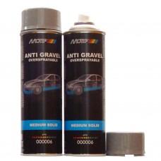 Motip 000006 kőfelverődés elleni festék, szürke, spray (rücsi) 500ml