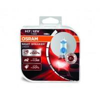OSRAM NIGHT BREAKER® LASER H7 Duo Box