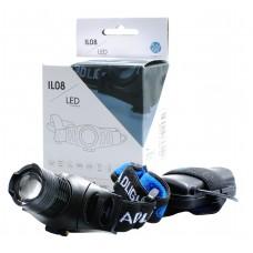 Fejlámpa LED-es  Q5 3xAAA
