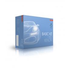 Xenon set M-Tech BASIC AC Bix H/L H4-3 6000K