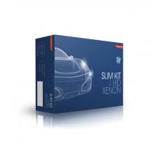 Xenon set M-Tech BASIC SLIM AC H7 8000K