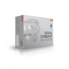 M-Tech CANBUS SLIM Bix H/L H4-3 5000K Set