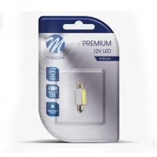 Blister 1x LED L080 - C5W 36mm 1.5W 12V White
