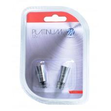 Blister 2x Dioda LED L332 - W5W 2xSMD5730 12V CANBUS - White