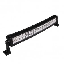 Light Bar - CREE 120W 7200lm 10-30V Combo Curved