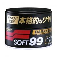 SOFT99 Dark & Black Wax 300g - WAX Sötét fényezésű felületekre
