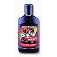 TURTLE WAX BLACK CHROME